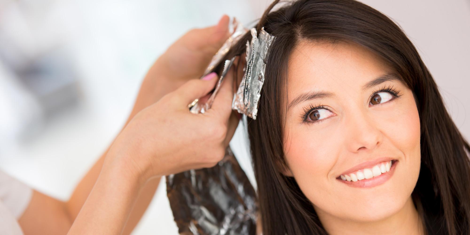 organik saç boyası