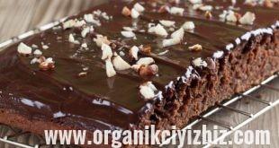 şekersiz kek tarifi