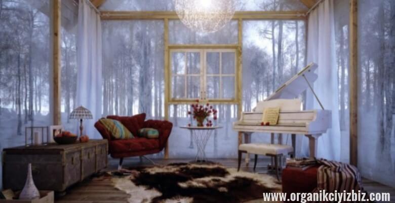 evi kışa hazırlamak
