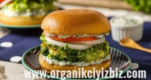 vegan burger tarifleri