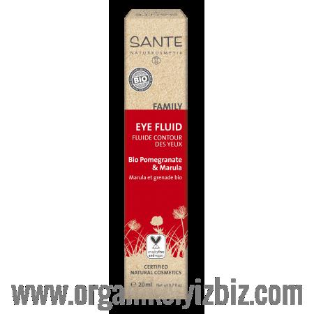 Aile Serisi - Göz Fluidi - Organik Nar ve Marula 20 ml - 44503 - Sante