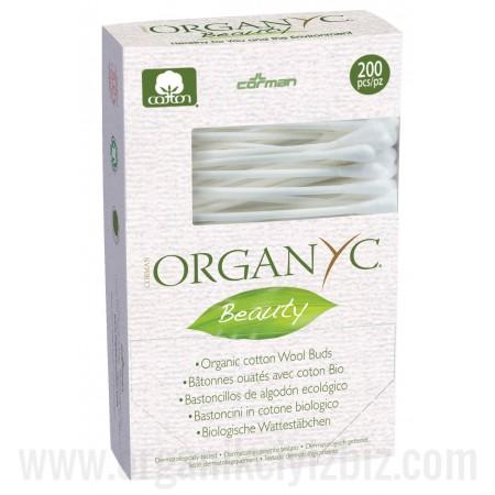 Beauty Pamuklu Çubuk 200 Adet - GBT01 - Organyc
