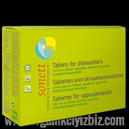 Bulaşık Makinası Tableti - 25 x 20g - E4028 - Sonett