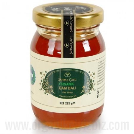 Çam Balı Şahbaz Çaylı Organik 225g - Eğriçayır