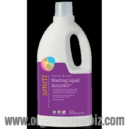 Çamaşır Yıkama Sıvısı 30-95 °C - Lavanta 2lt - B5010 - Sonett