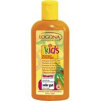 Çocuk Şampuan ve Duş Jeli 200ml -  00145 - Logona