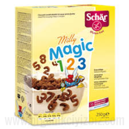 Doğal Çikolata Kaplı Mısır Gevreği 250g - Glutensiz - Schar