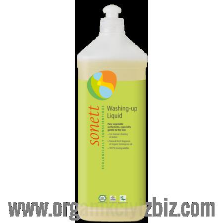 Elde Bulaşık Yıkama Sıvısı - Limonotlu 1 lt - B3070 - Sonett