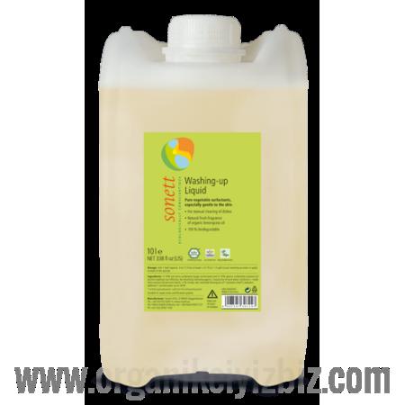 Elde Bulaşık Yıkama Sıvısı - Limonotlu 10 lt - B3072 - Sante