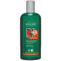 Enerji Şampuanı - Organik Kafein Ve Kurt Üzümü Özlü 250ml - 30472- Logona