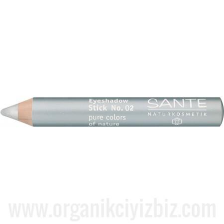 Göz Farı Kalemi No.02 – Gümüş 42061 - Sante