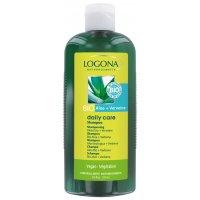 Günlük Bakım Şampuanı - Organik Aloe ve Mine Çiçeği Özlü 250ml - 02109 - Logona