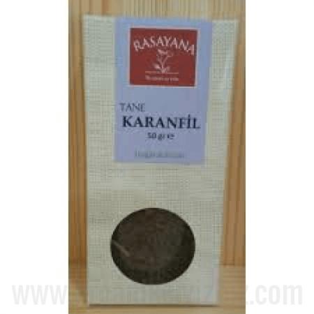 Karanfil Tane 50gr - Rasayana