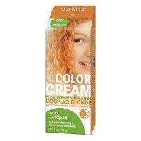 Krem Saç Boyası - Konyak Sarısı - 150 ml  - 40033 - Sante