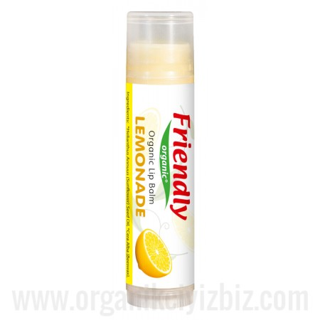 Lip Balm - Limonata 4,25g - PL0515 - Friendly