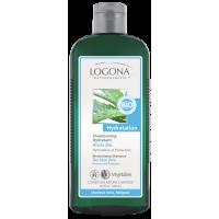Nemlendirici Şampuan - Aloe Vera Özlü 500ml - 30762 - Logona