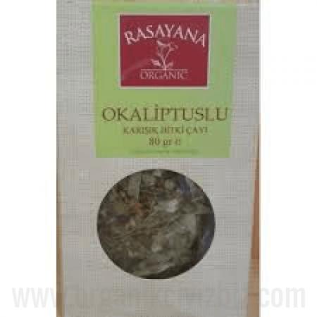 Okaliptuslu Karışık Bitki Çayı - Rasayana