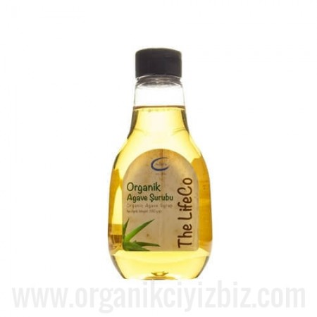 Organik Agave Şurubu 660 ml - The Life Co