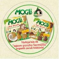 Organik Agave Şuruplu Bisküvi - Mogli Bisküvi