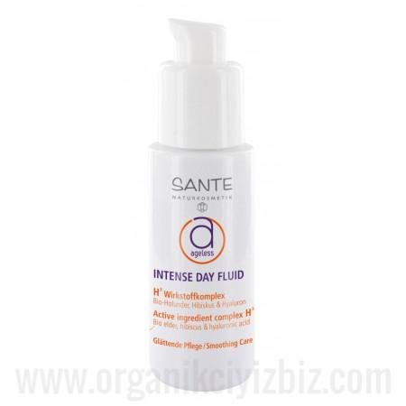 Organik Ageless - Yaşlanmayı Geciktirici 30 ml - Yoğun Gündüz Fluidi - 44014 - Sante