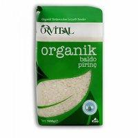 Organik Baldo Pirinç 1000g - Orvital