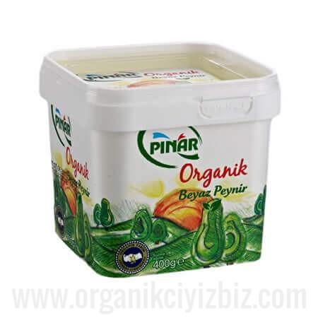 Organik Beyaz Peynir 400gr - Pınar