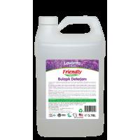 Organik Bulaşık El Deterjanı - Lavanta 3.78L - FR0706 - Friendly