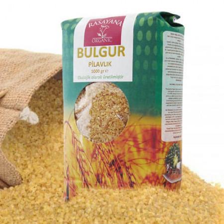 Organik Bulgur - Pilavlık 1kg - Rasayana