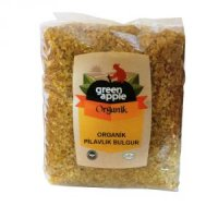 Organik Bulgur Pilavlık - Green Apple