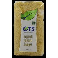 Organik Bulgur Pilavlık - OTS