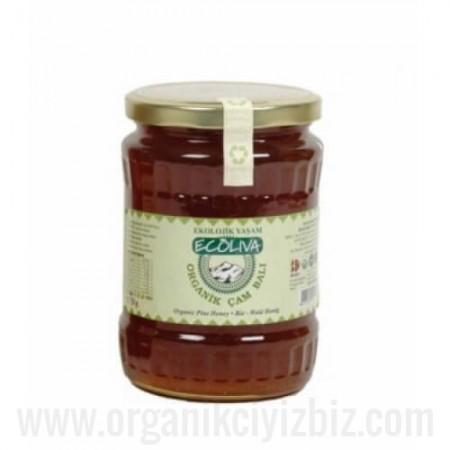 Organik Çam Balı 750gr - Ecoliva