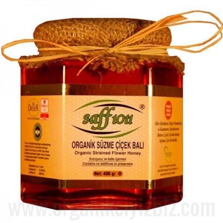 Organik Çiçek Balı 400gr - Saff 1011