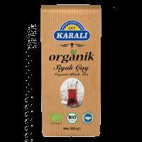 Organik Dökme Siyah Çay 500gr - Karali Çay