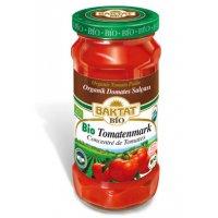 Organik Domates Salçası 250cc - Baktat