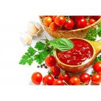 Organik Domates Salçası 660cc - Organik Bahçemiz