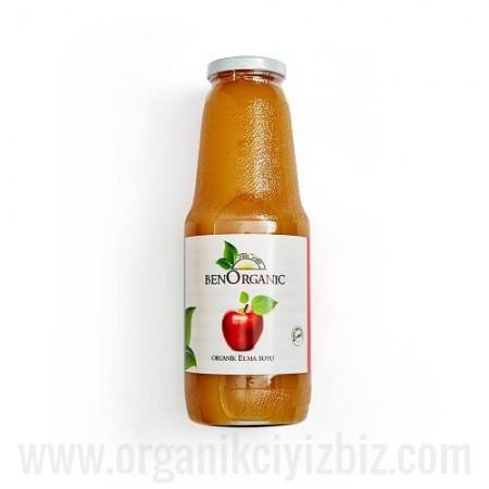 Organik Elma Suyu 1lt - Ben Organik