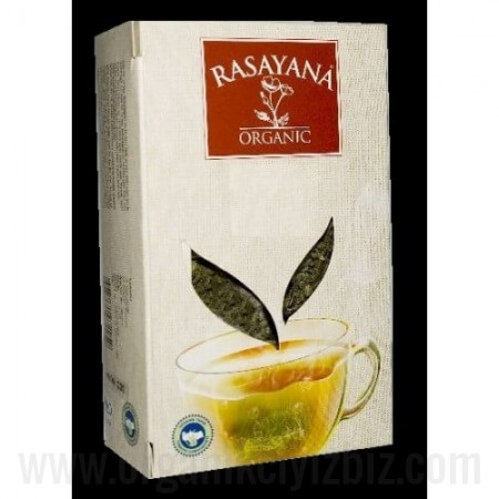 Organik Güllü Soğuk Bitki Çayı 50gr - Rasayana