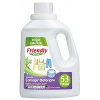 Organik Hassas Ciltler İçin Çamaşır Deterjanı - Lavantalı 1,57L - FR0010 - Friendly