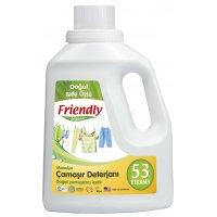 Organik Hassas Ciltler İçin Çamaşır Deterjanı - Manolyalı 1,57 L - FR0591 - Friendly