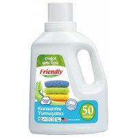Organik Hassas Ciltler İçin Çamaşır Yumuşatıcısı 739ml - FR0560 - Friendly