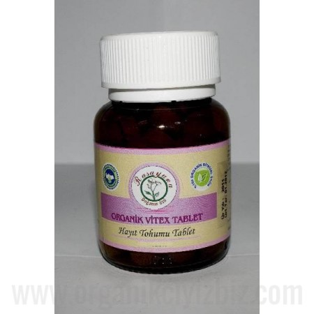 Organik Hayıt Tohumu Tablet - Vıtex Tablet - Rasayana