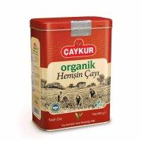 Organik Hemşin Çayı (Teneke Kutu) 400gr - Çaykur