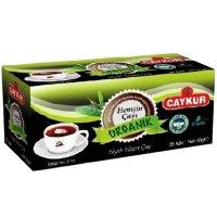 Organik Hemşin Süzen Poşet Çay 25 Adet - Çaykur