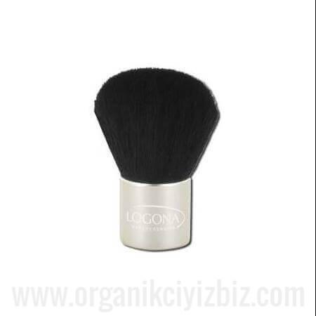 Organik Kabuki Makyaj Fırçası - 02385 - Logona