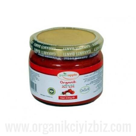Organik Kahvaltılık Acı Sos (Kavanoz) - Green Apple