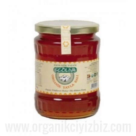 Organik Karabaş otu Balı (Petek) - Ekoloji Market
