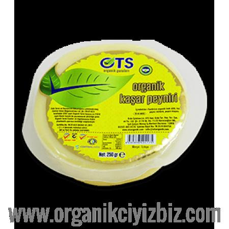Organik Kaşar Peyniri - OTS