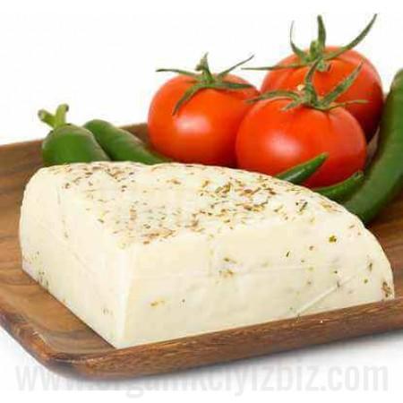 Organik Keçi Sepet Peyniri (Kekikli) - Ekoloji Market