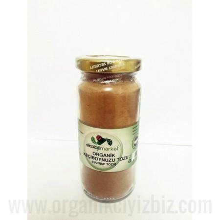 Organik Keçiboynuzu (Harnup) Tozu - Ekoloji Market