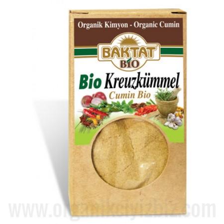 Organik Kimyon 100gr - Baktat